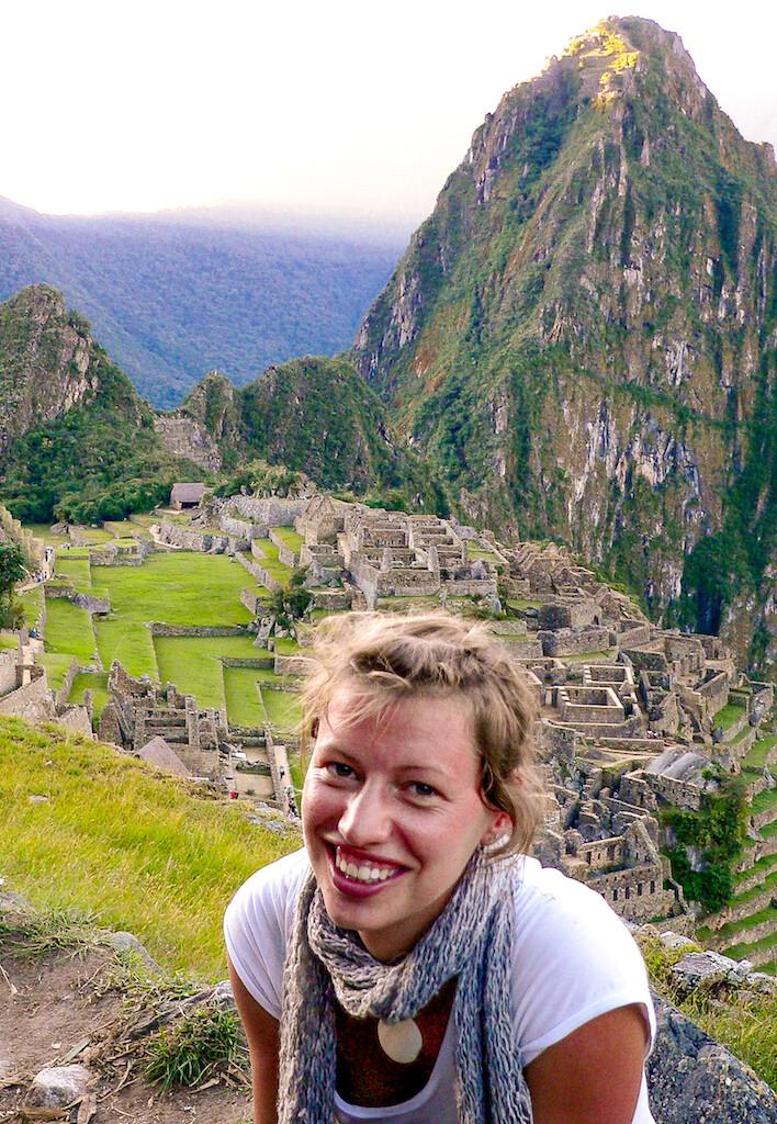 Reisebuch Machu Picchu
